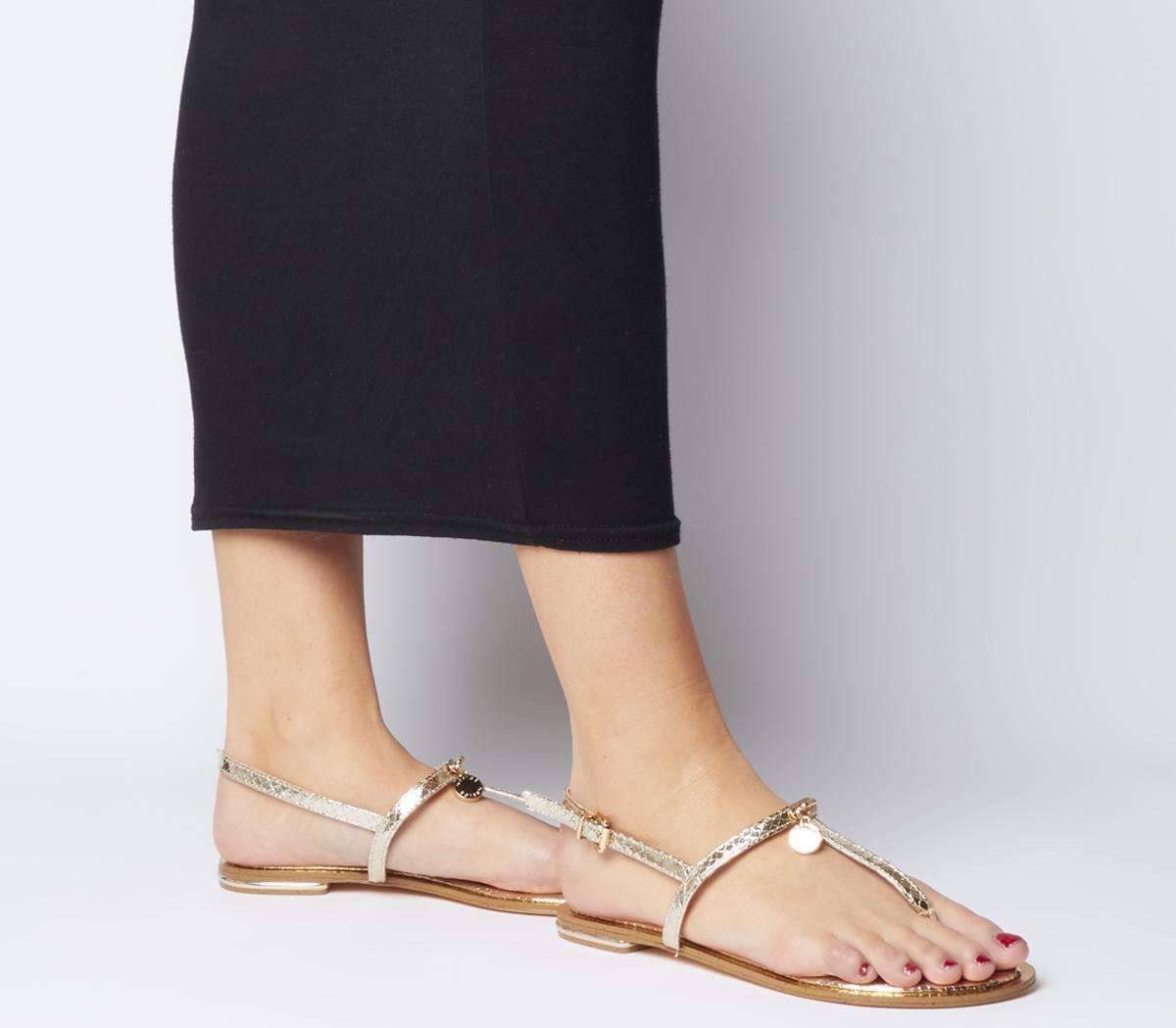 Sunrise Toe Post Sandals