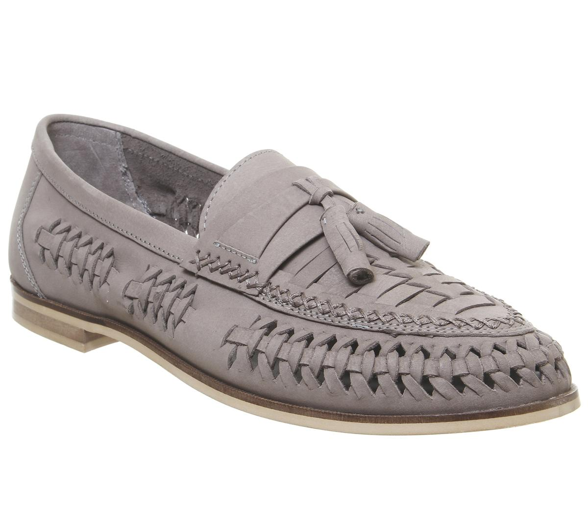 Lewisham Woven Tassel Loafers