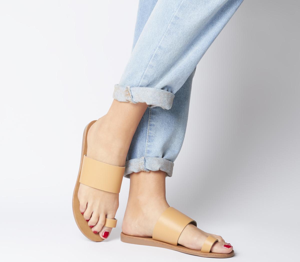 Scuba Two Part Toe Loop Sandals