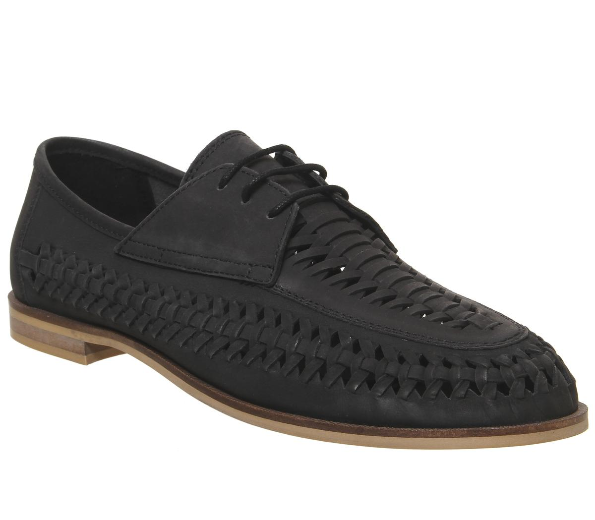 Lambeth Weave Lace Up Shoes