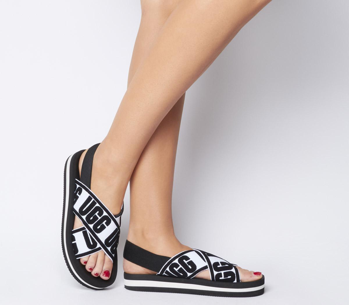 Marmont Graphic Sandals