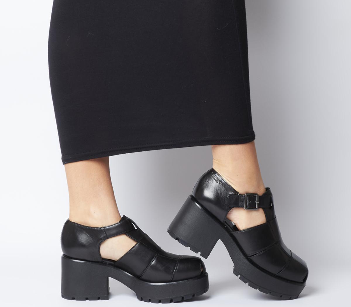 Dioon Block Sandals