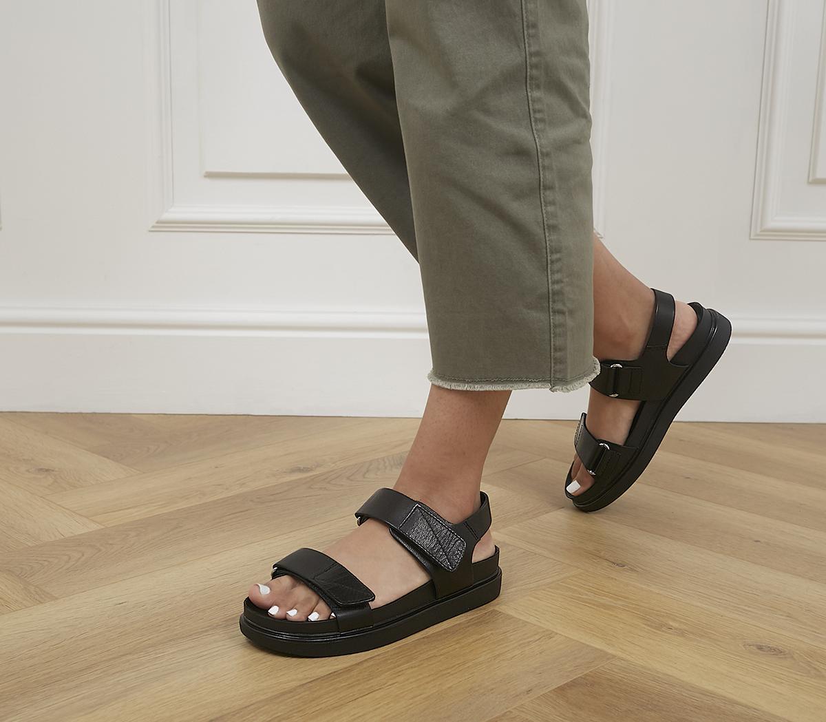 Erin Two Strap Sandals