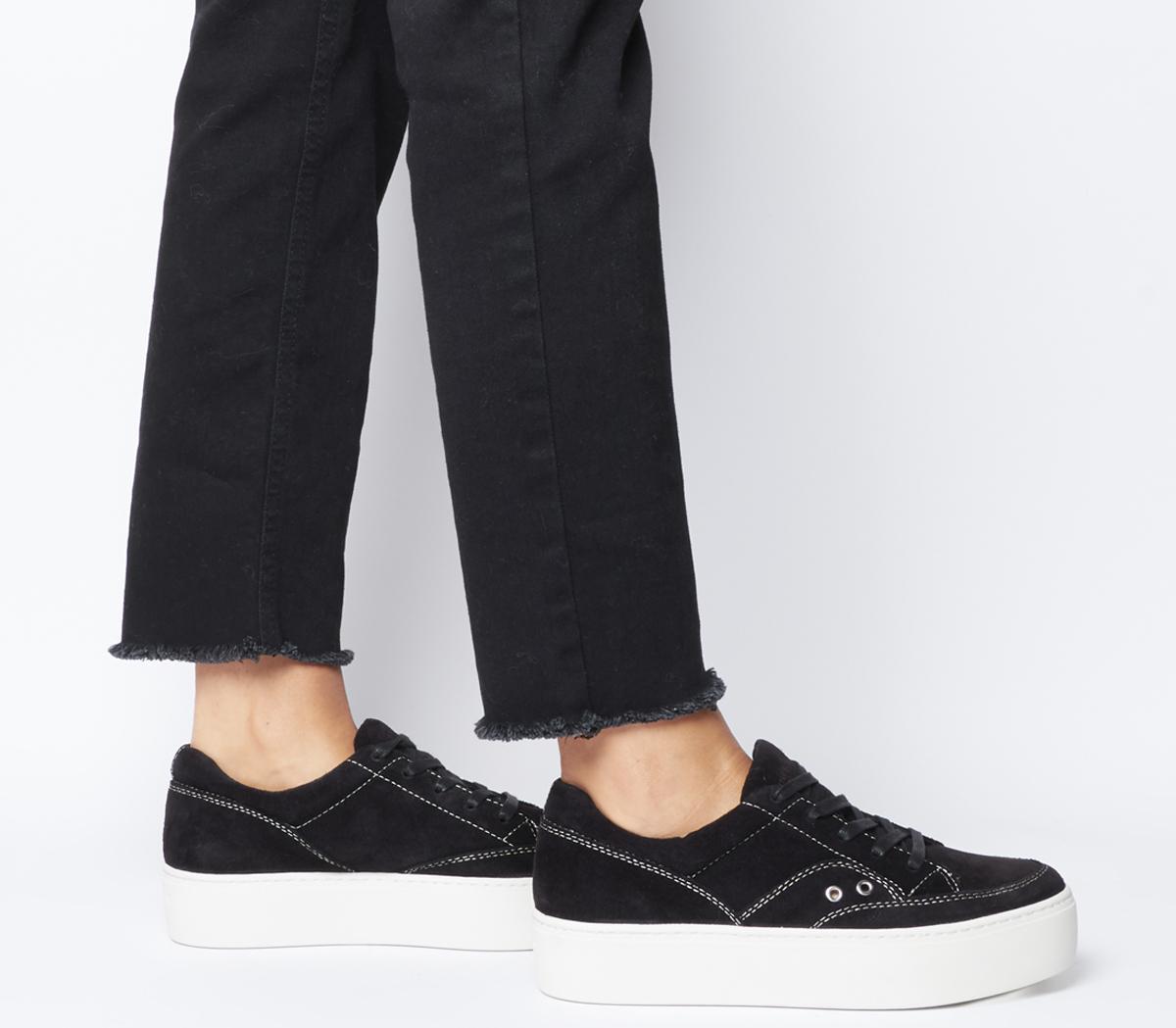 Vagabond Jessie Sneakers Black - Hers