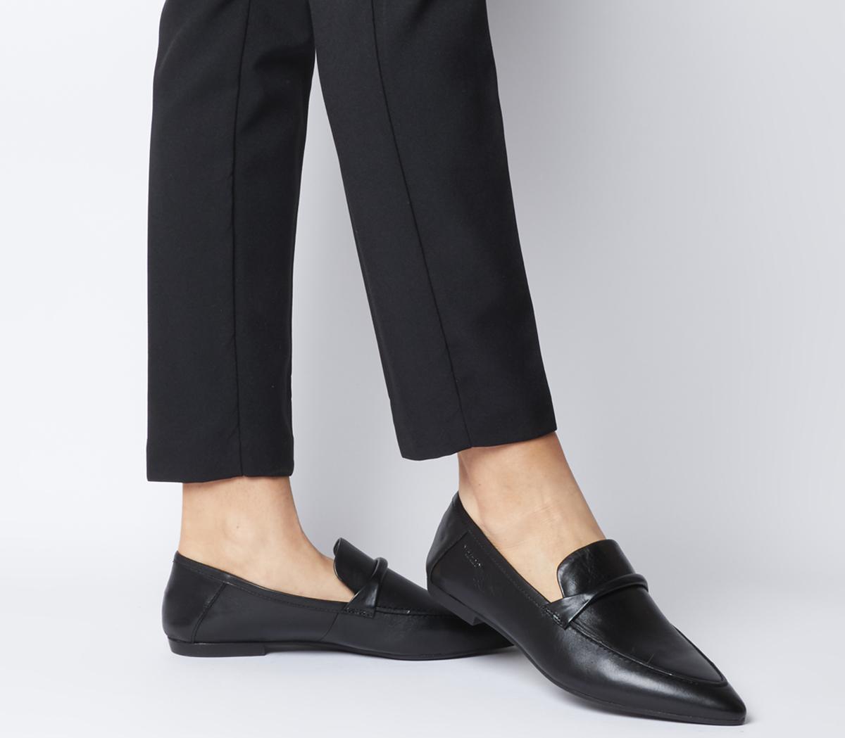 Vagabond Katlin Loafers Black Leather