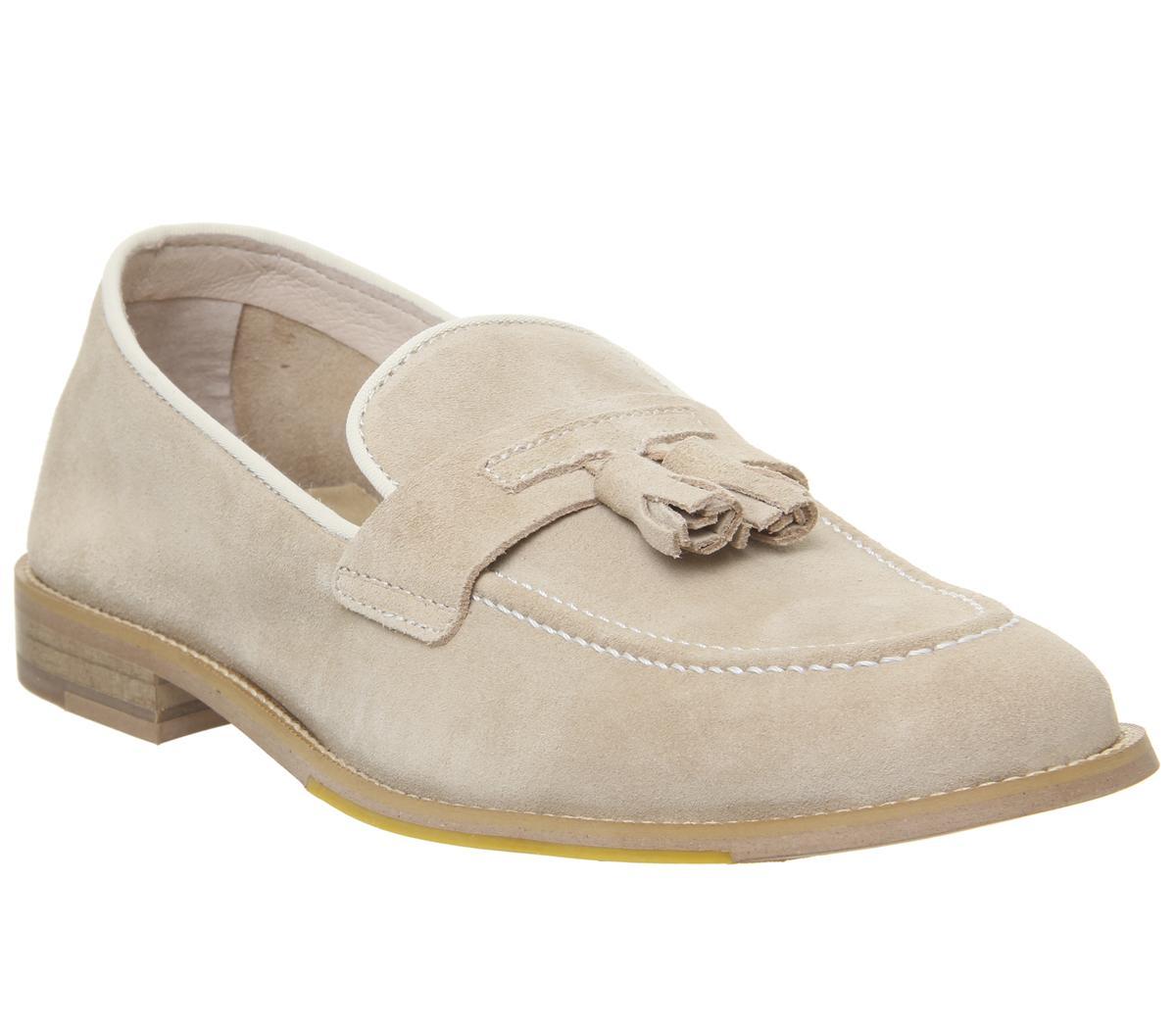 Lazier Tassel Loafers