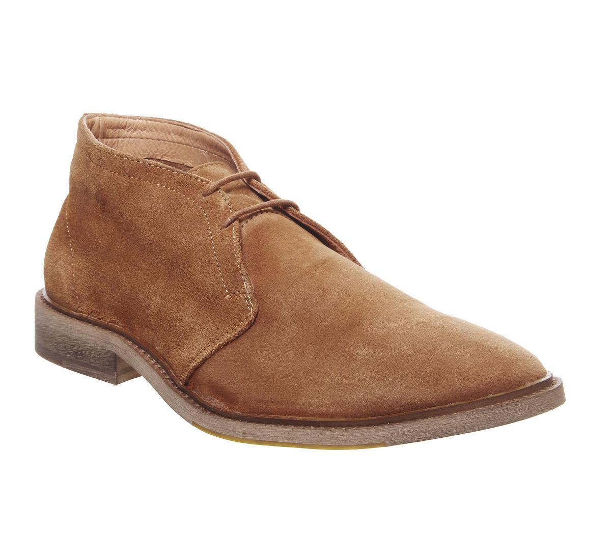 Lazy Chukka Boots