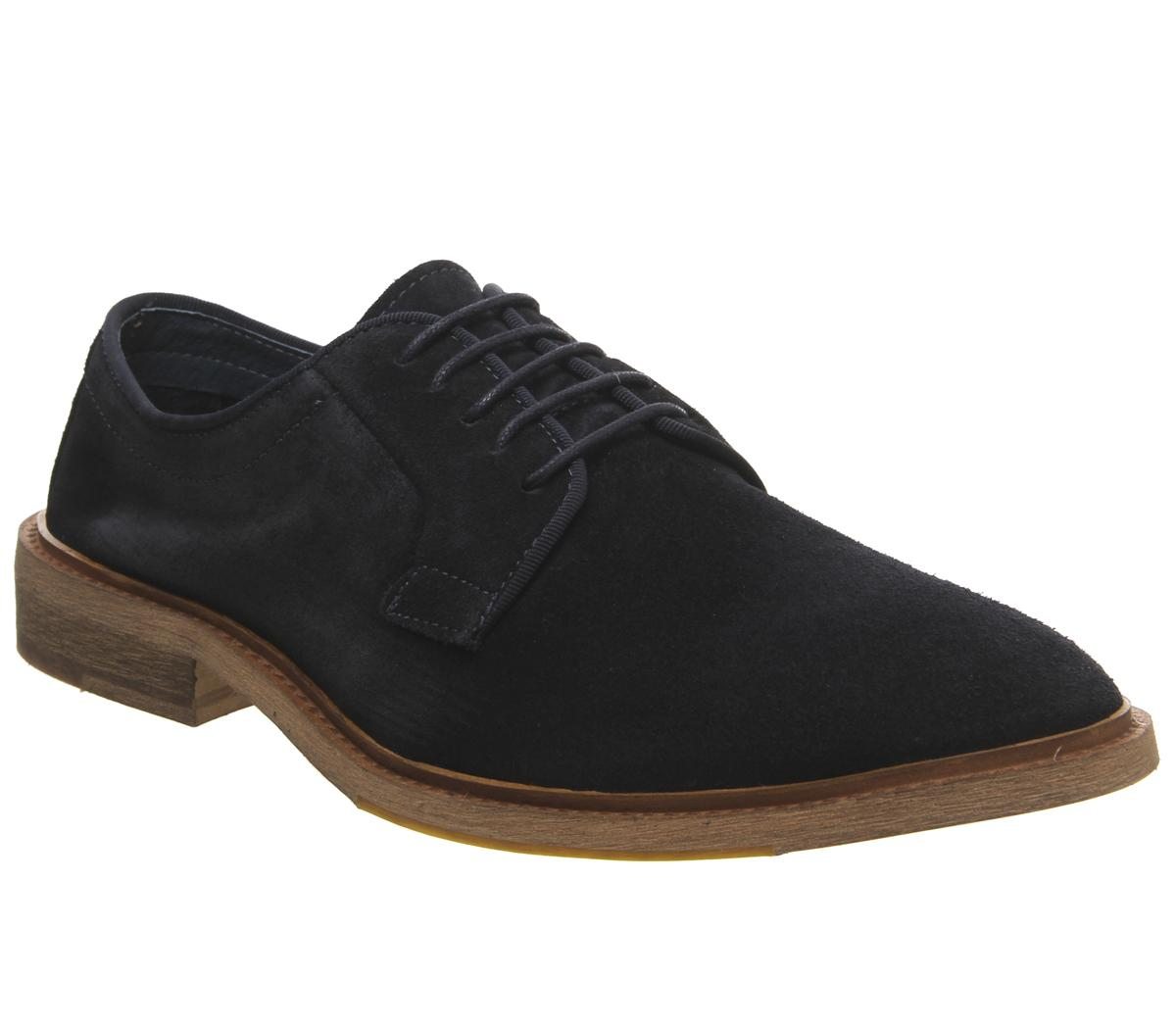 Lazy Derby Shoes