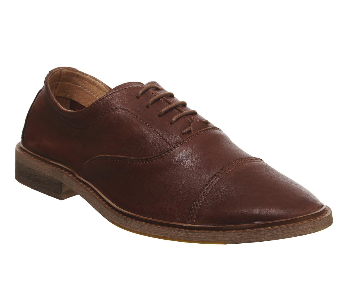 Lazy Oxford Shoes