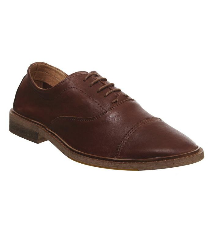 Ask the Missus Ask the Missus Lazy Oxford TAN LEATHER
