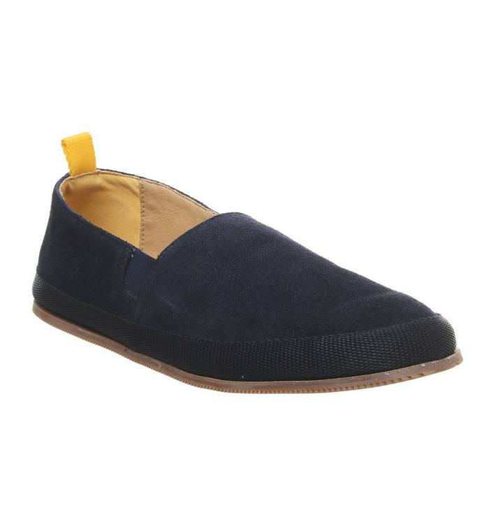 Ask the Missus Ask the Missus Lisbon Espadrille NAVY SUEDE