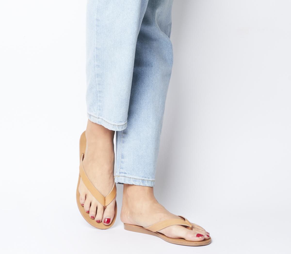 Sarong Flip Flops