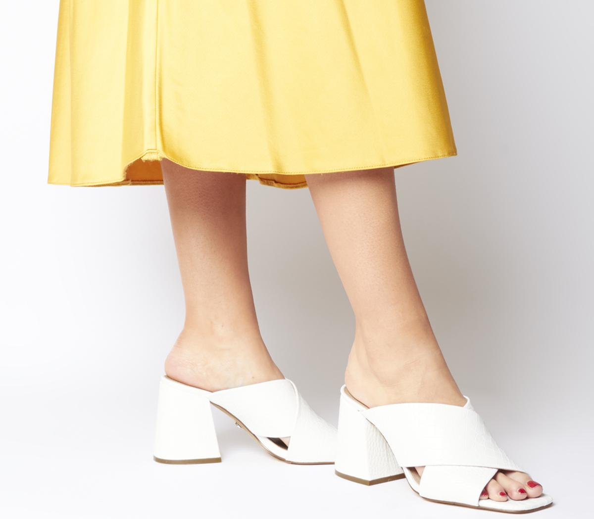 Office Mansion Extreme Chunky Mules