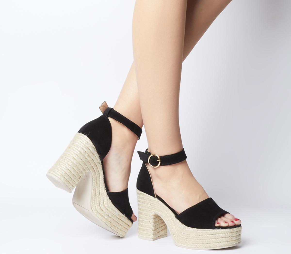 Linda Rope Heels