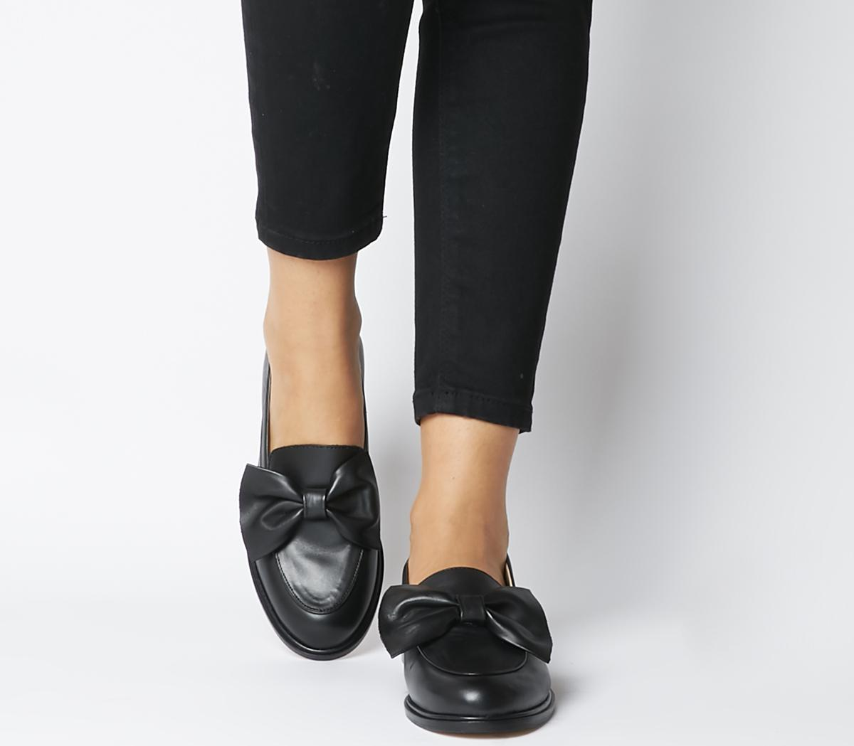 Forum Bow Loafers