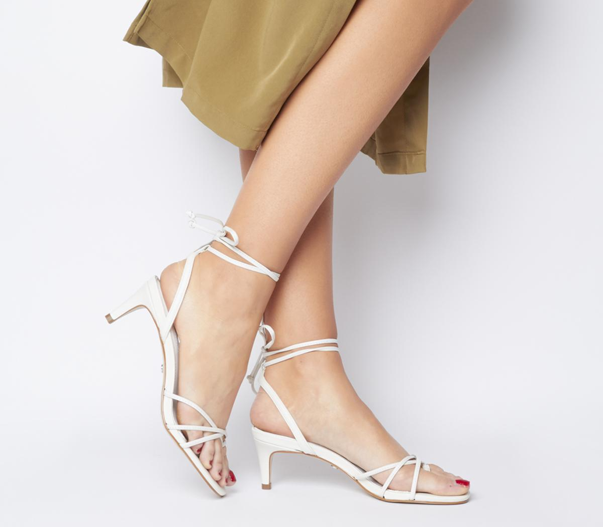 Milo Strappy Back Toe Loop Sandals