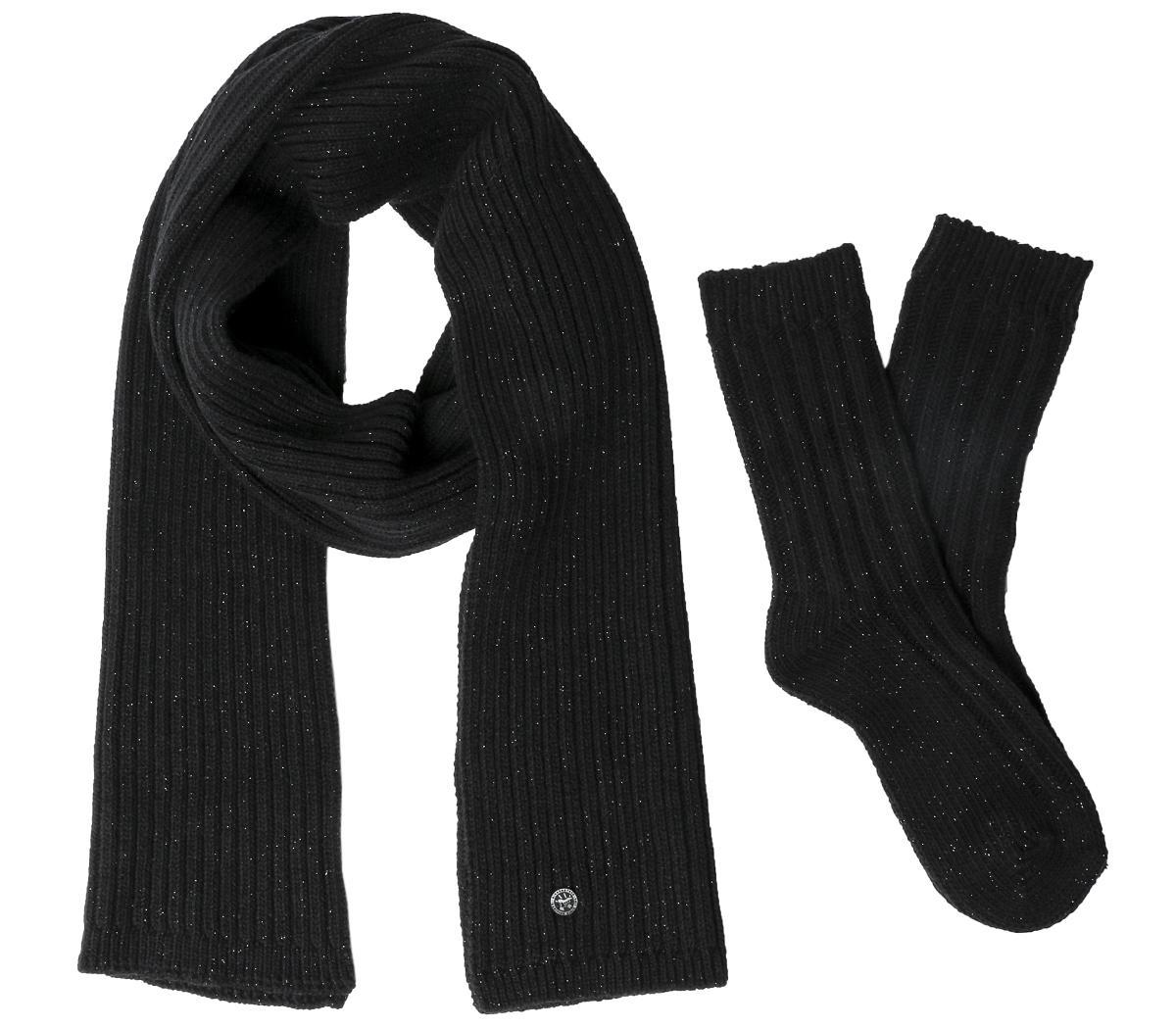 Bling Scarf & Socks Set