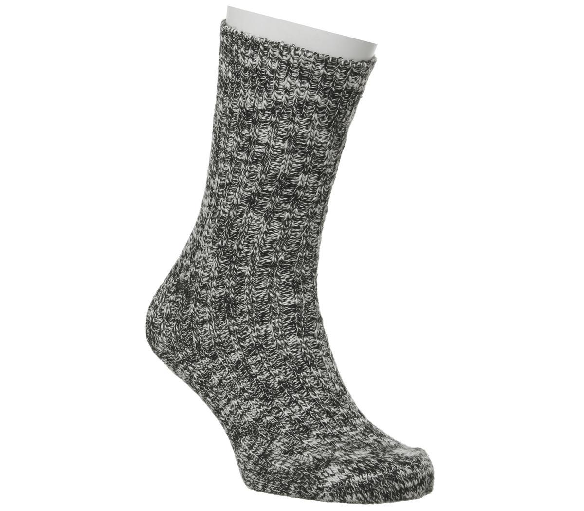 Cotton Slub Socks