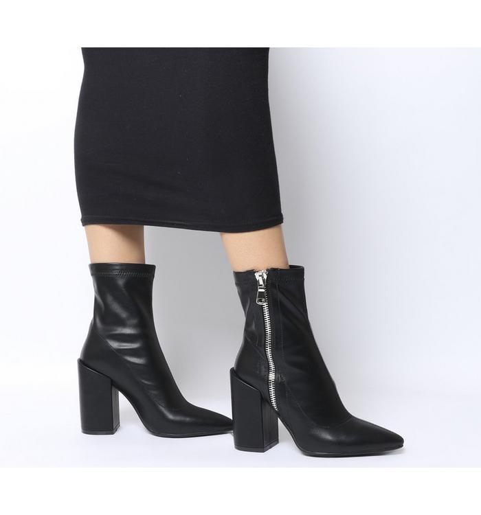 EGO Ego Lucian Boot BLACK PU