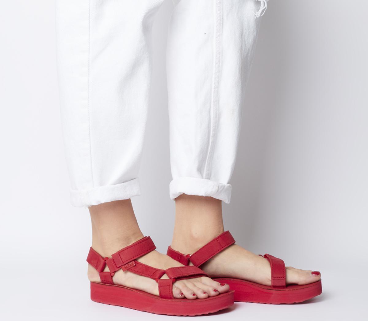 Midform Universal Leather Sandals