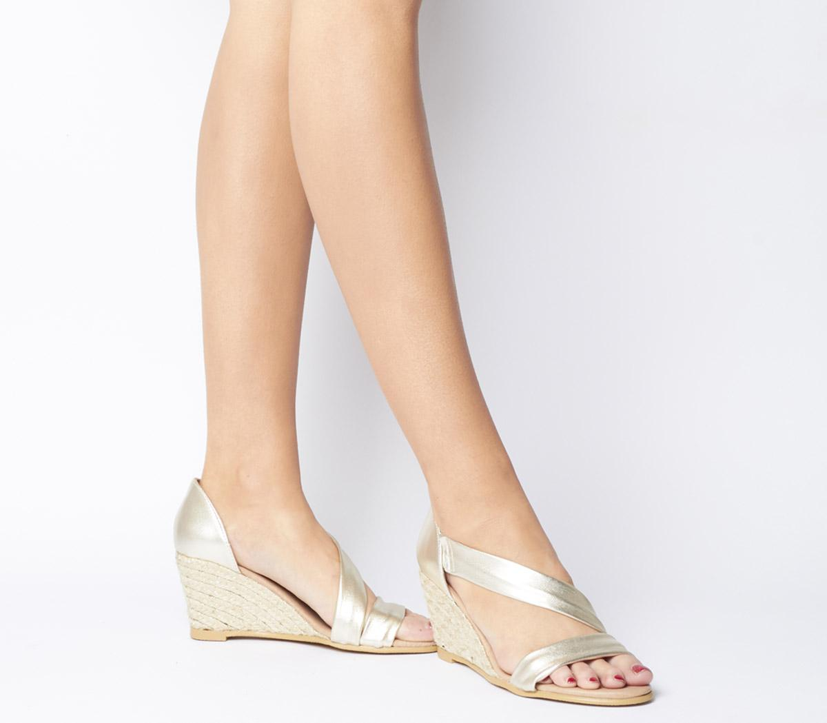 Maid Asymmetric Wedges