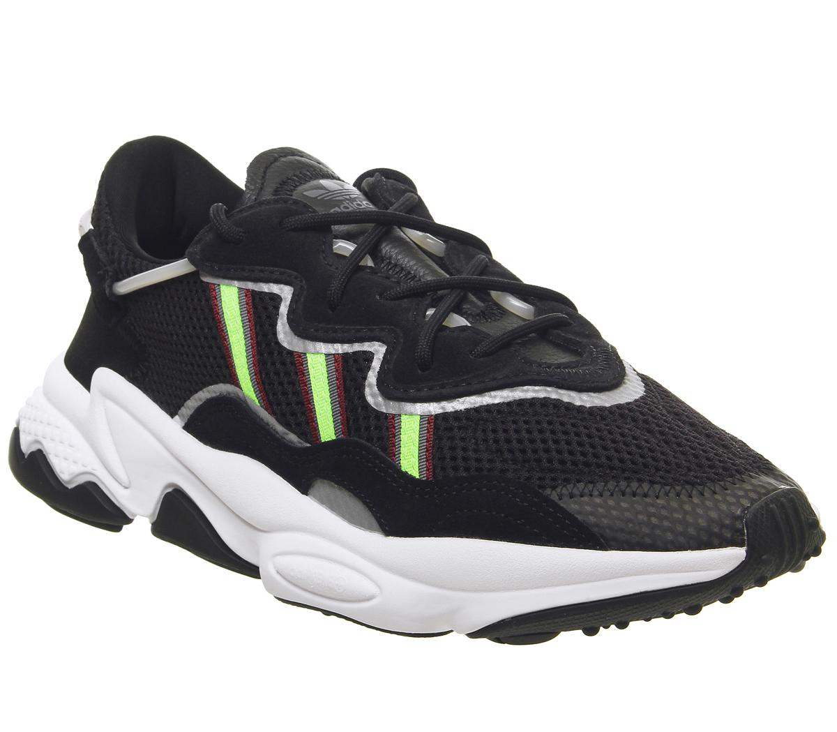 adidas Ozweego Trainers Core Black
