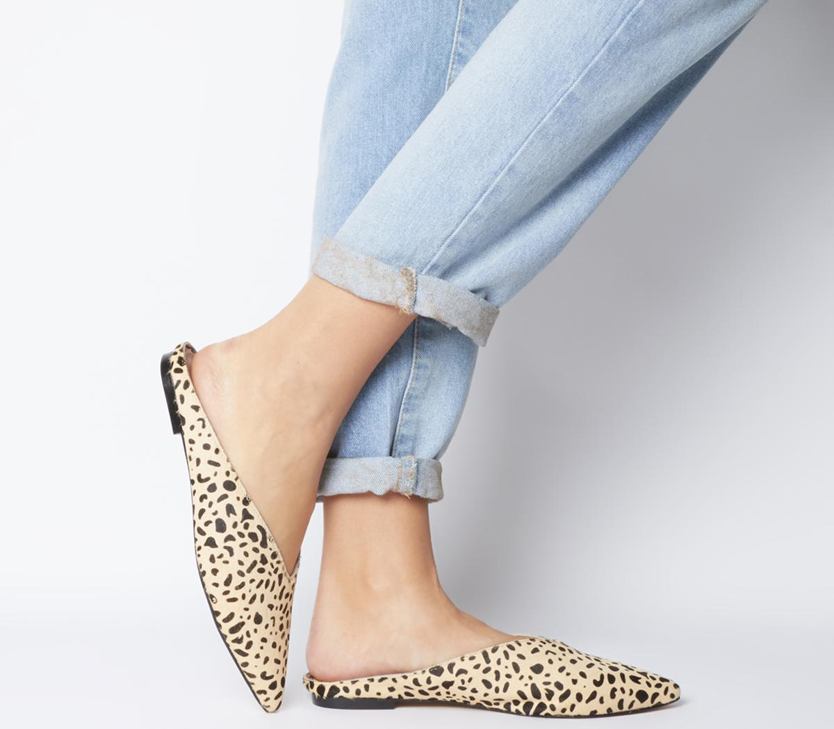 Frankly Pointed Mules