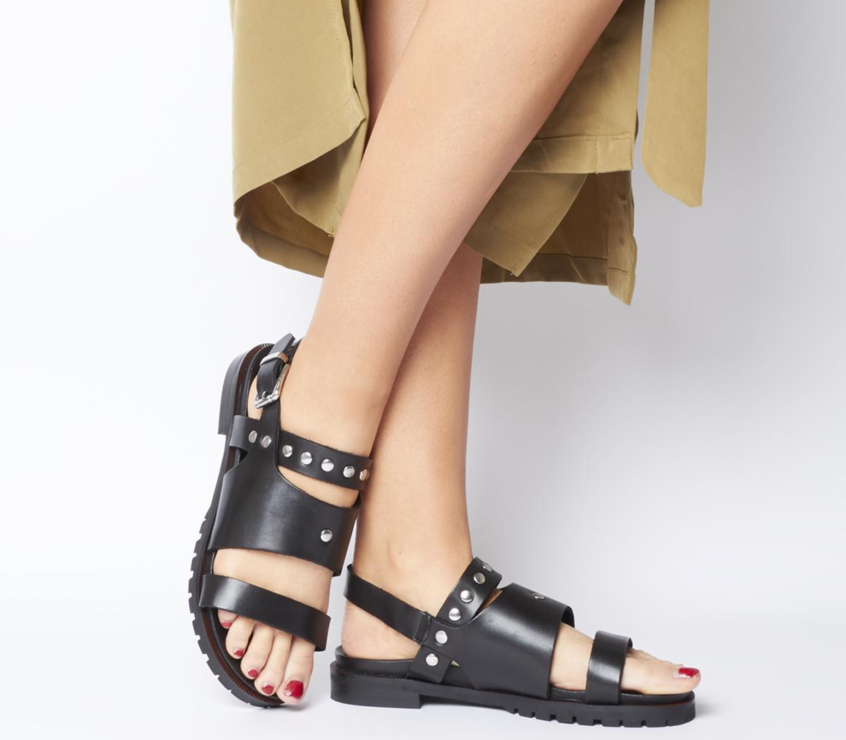 Kim Studs Sandals