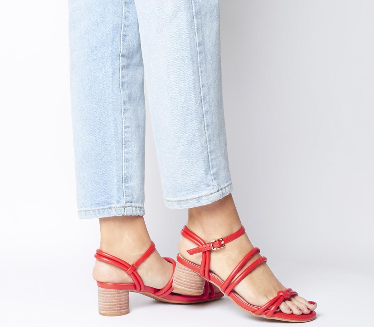 Aya Knot Sandals