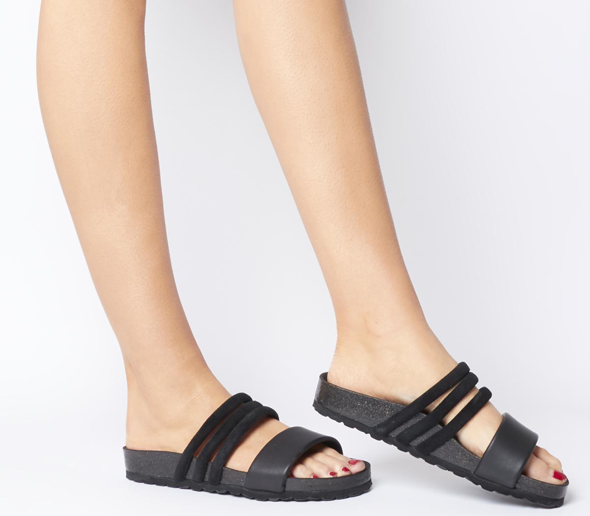 Cara Puff Sandals