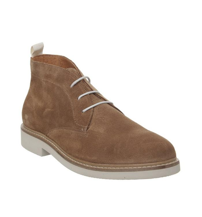 Shoe the Bear Shoe the Bear Seaford Chukka TAN SUEDE