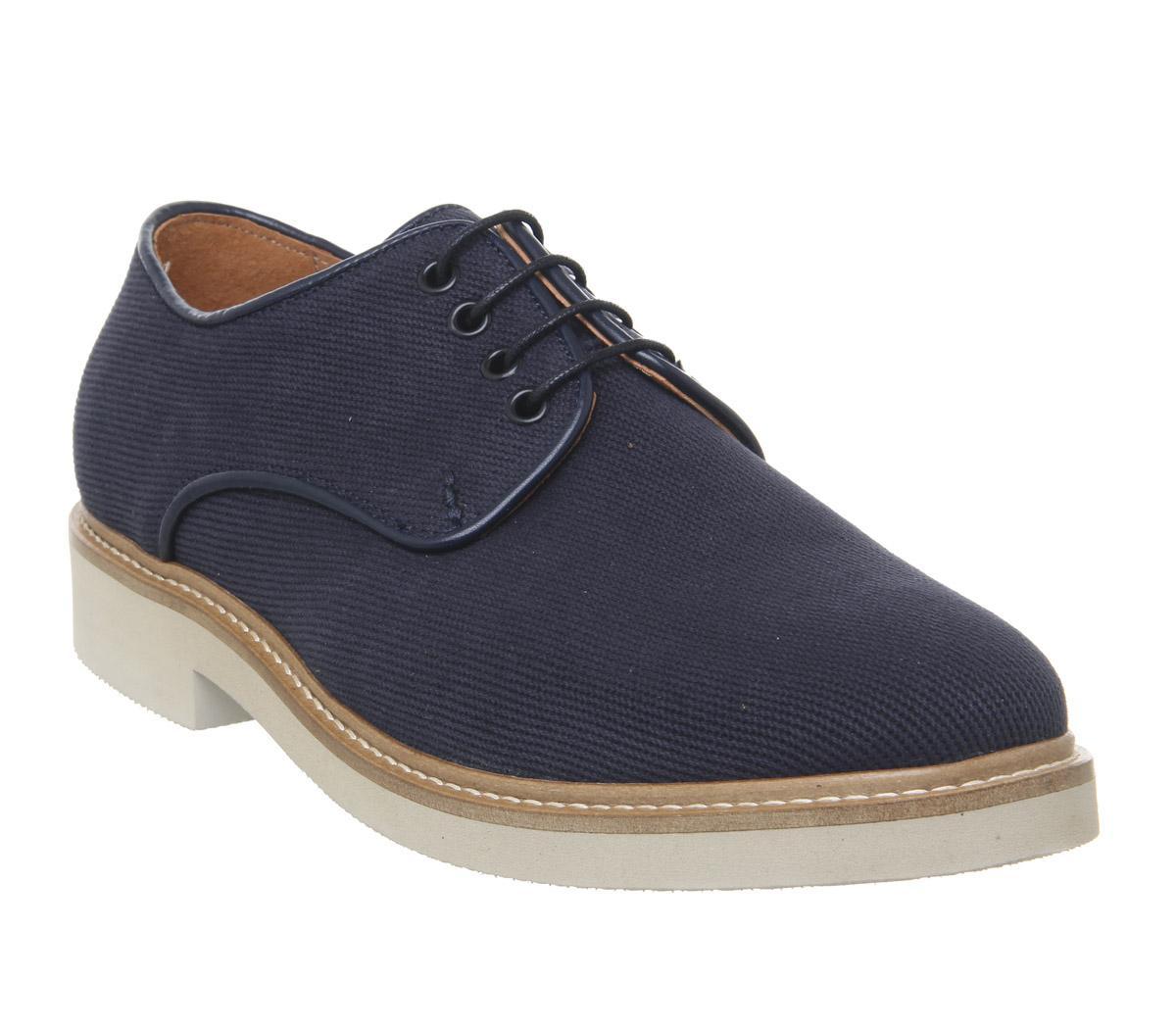 Greenwich Derby Shoes