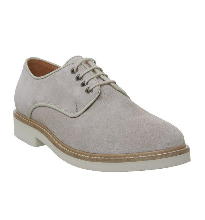 Shoe the Bear Shoe the Bear Greenwich Derby TAUPE SUEDE