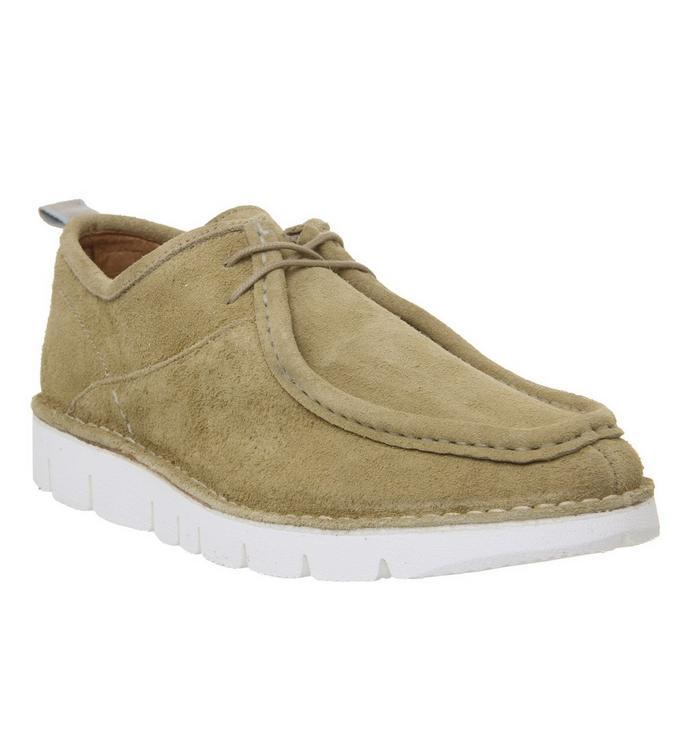 Shoe the Bear Shoe the Bear Milford Shoe TAN SUEDE