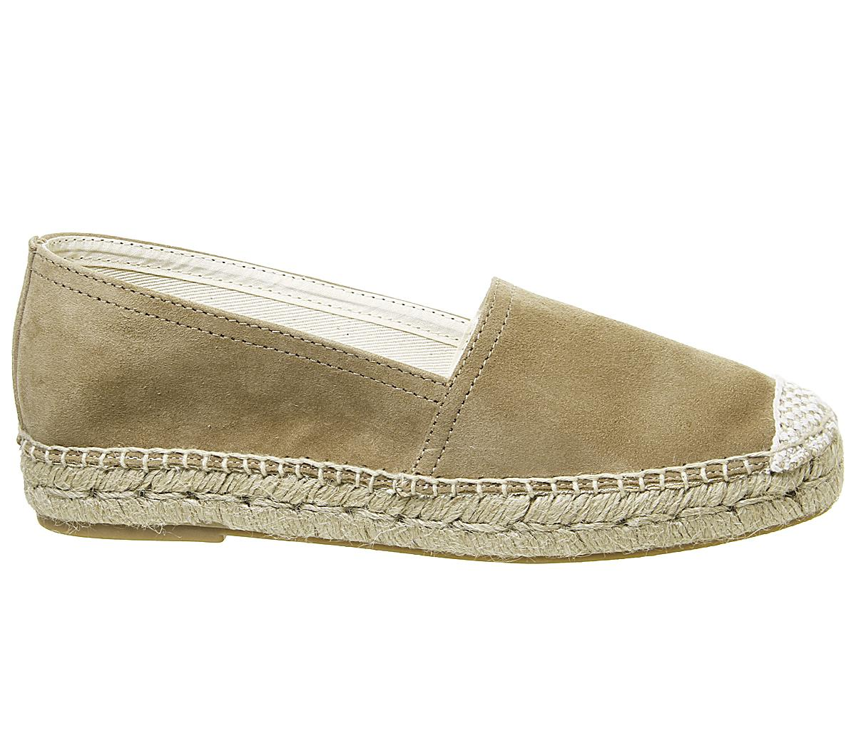 Fulfilled Square Toe Espadrilles