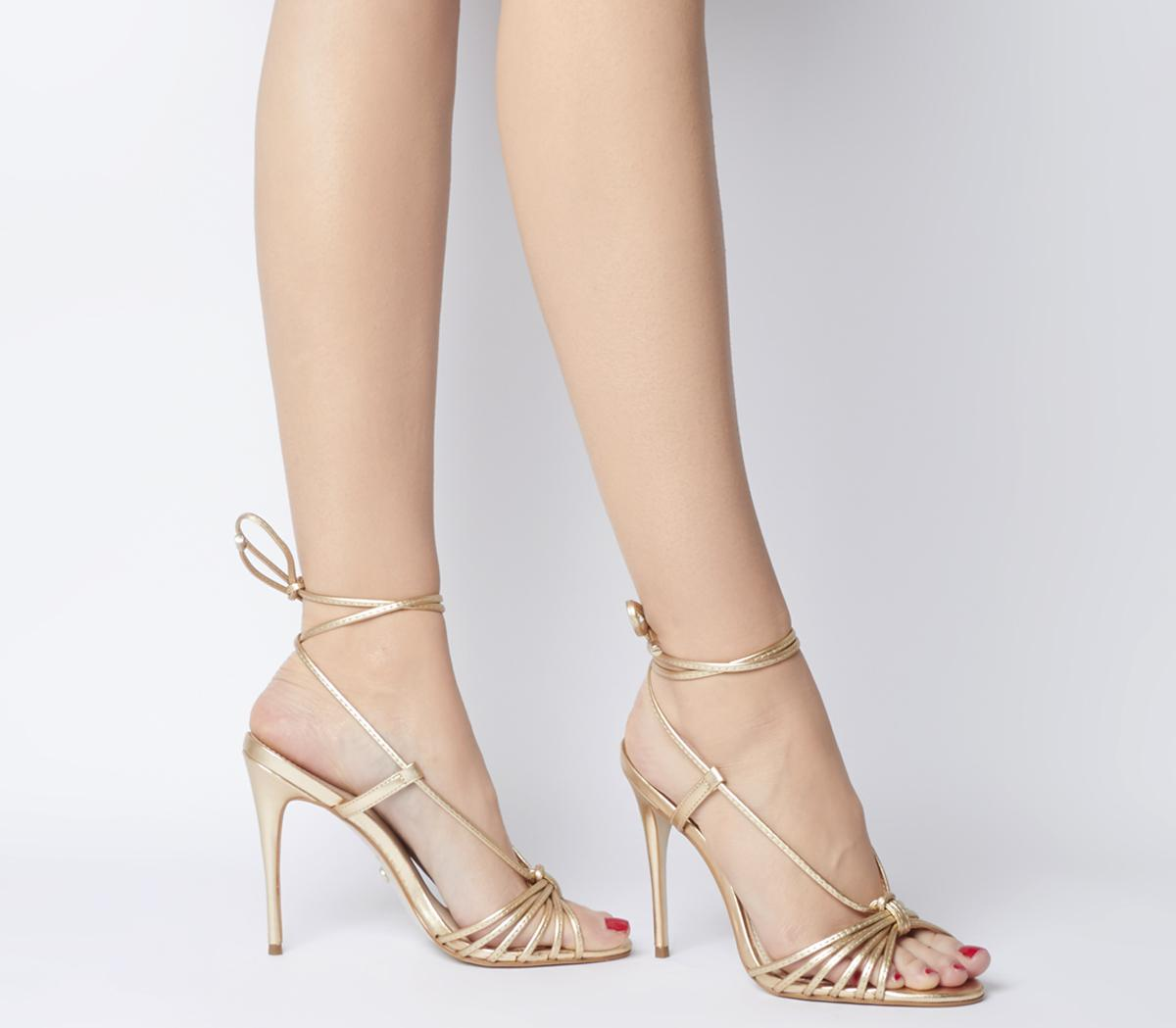 Honourable Multi Strap Heeled Sandals