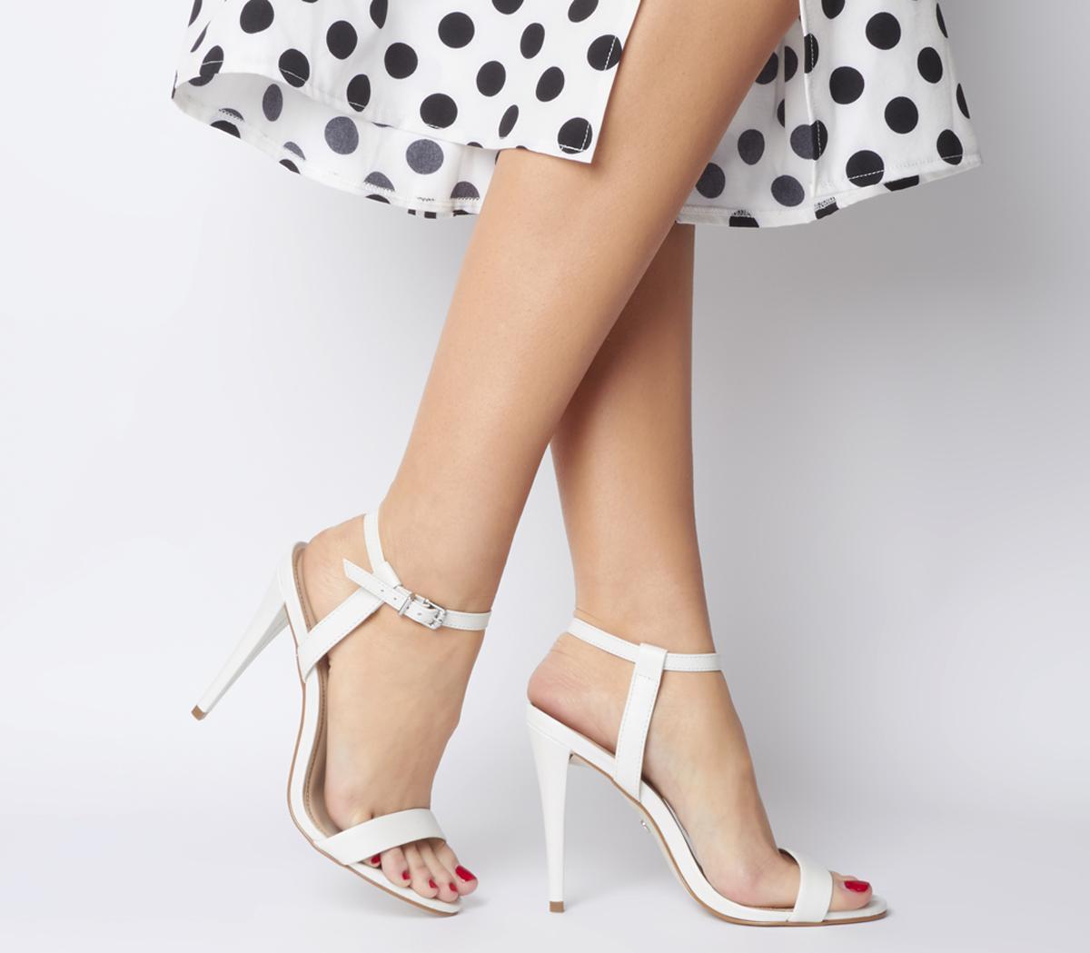 Hotness Heeled Sandals