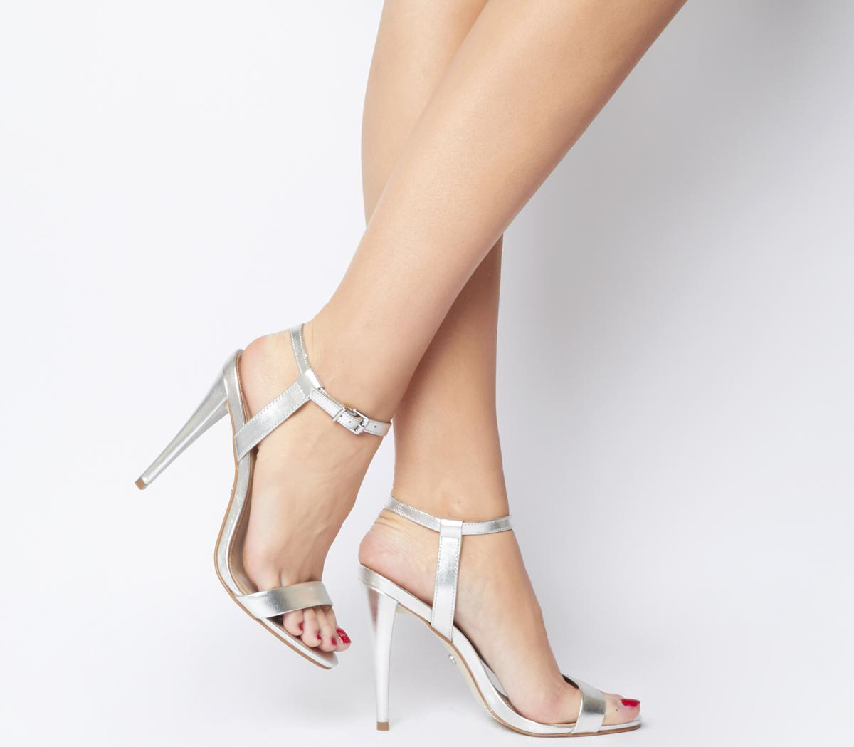 Hotness Heeled Sandals
