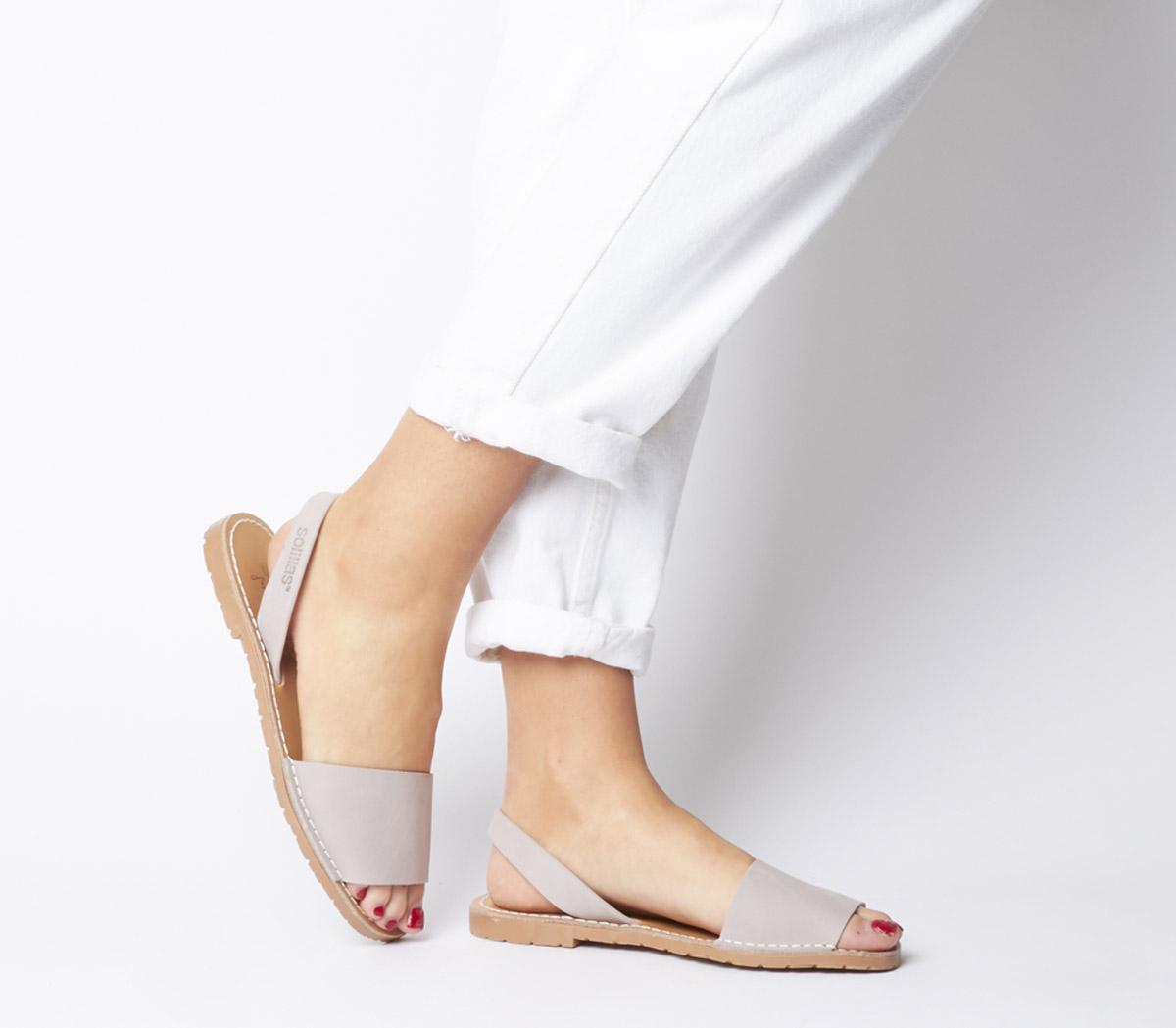 Solillas Ballerina Sandals