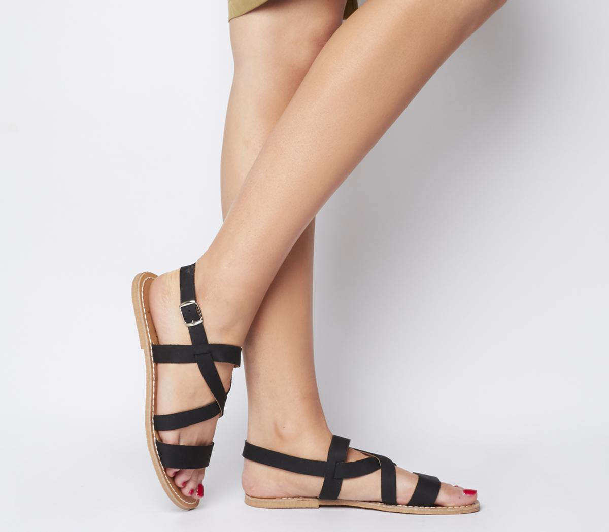 Solillas Strappy Sandals