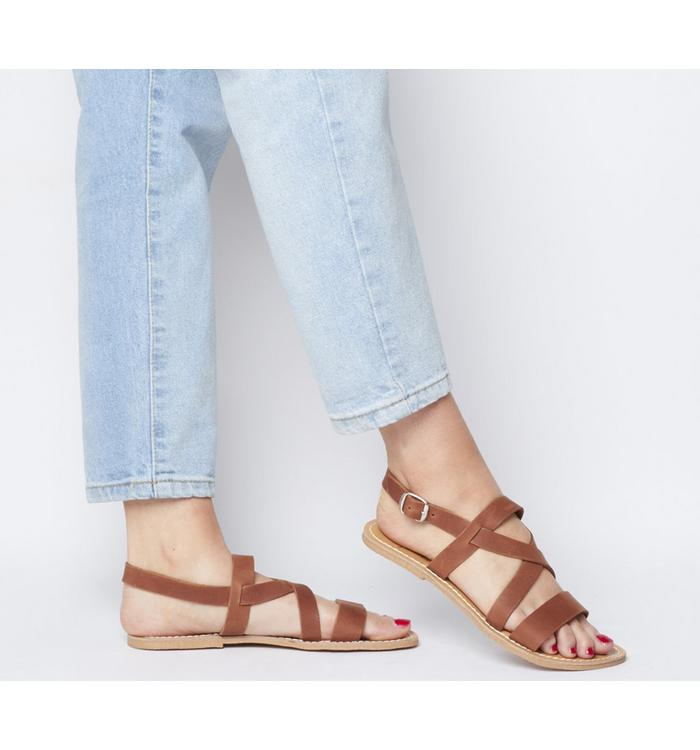 Solillas Solillas Strappy Sandal TAN
