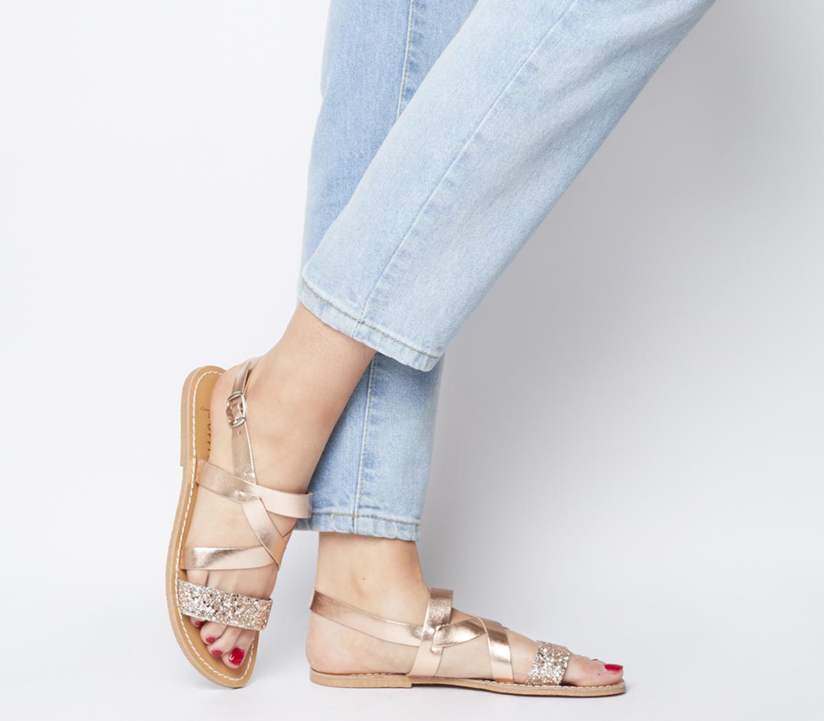 Solillas Strappy Sandals