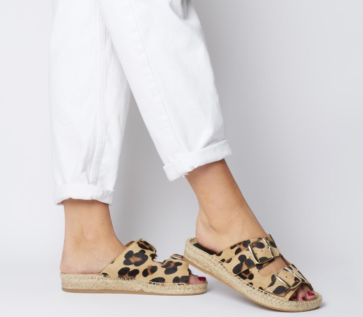 Sollilas Two Strap Sandals