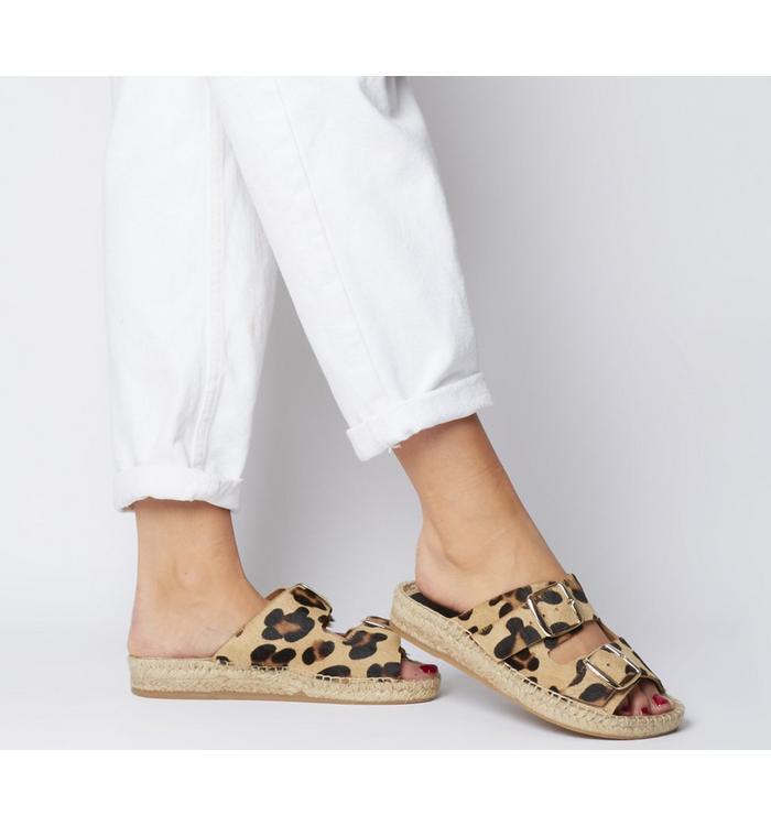 Solillas Solillas Sollilas Two Strap Sandal PONY HAIR