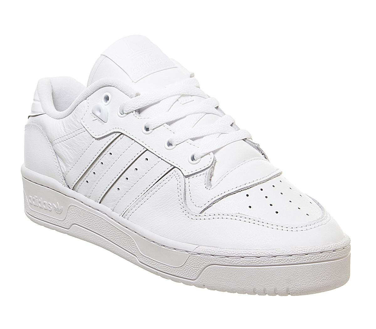 adidas Rivalry Low Trainers White White