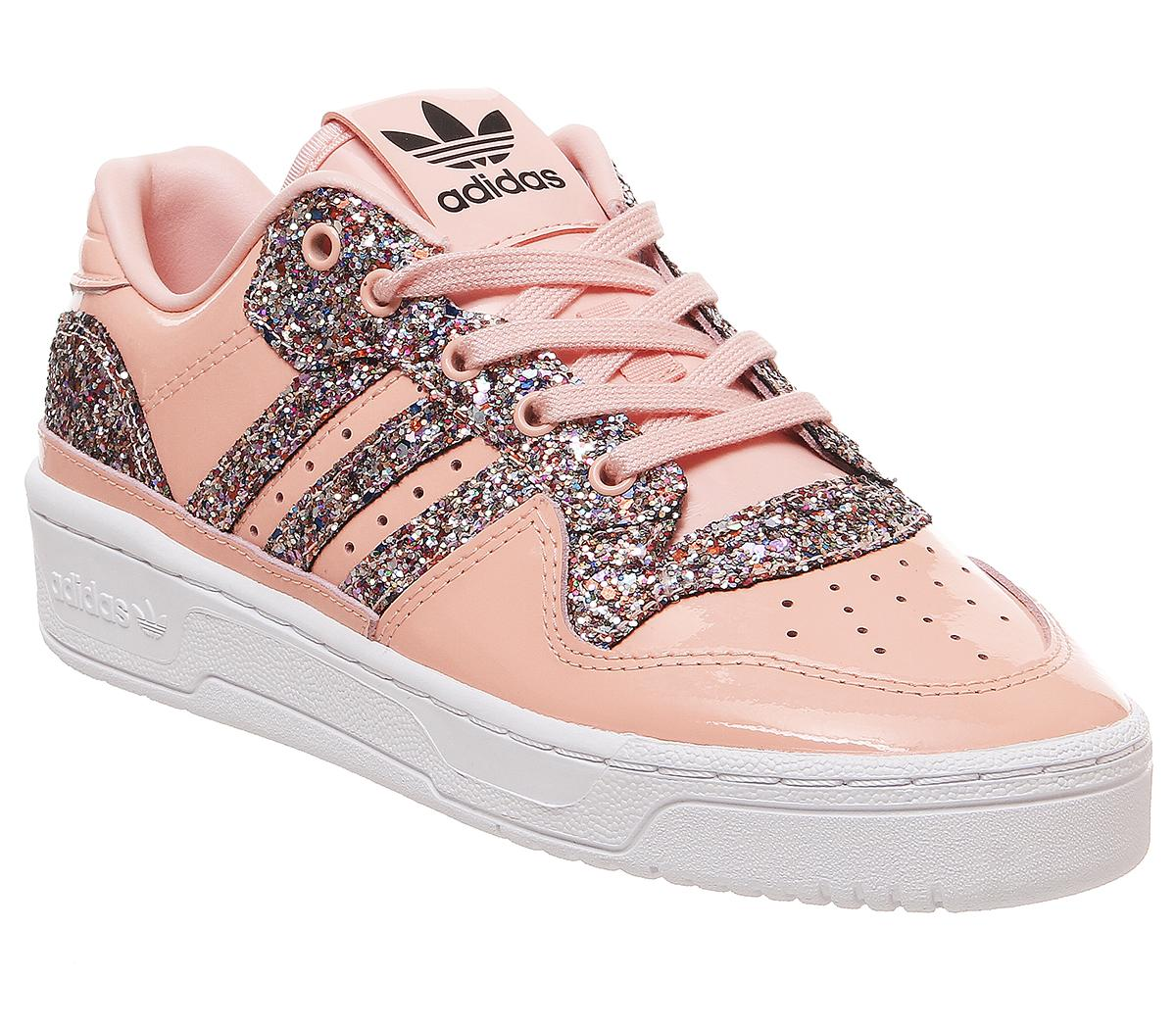 ADIDAS Rivalry Low glitter