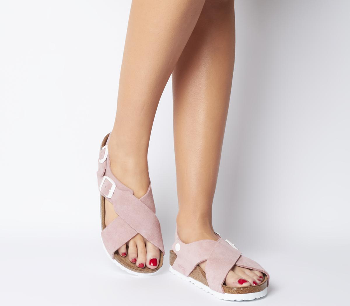 Tulum Cross Sandals