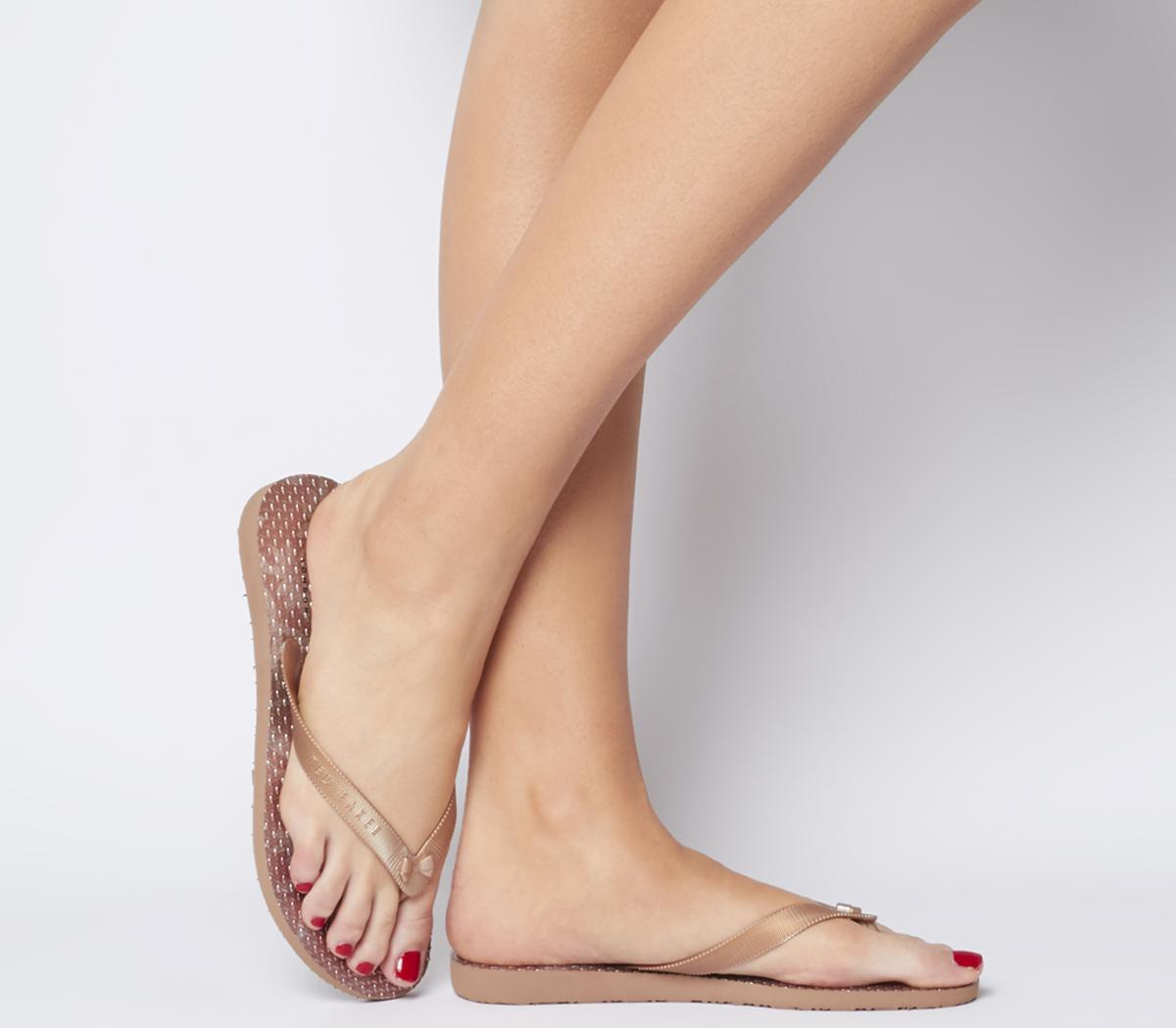 Beaulam Flip Flops