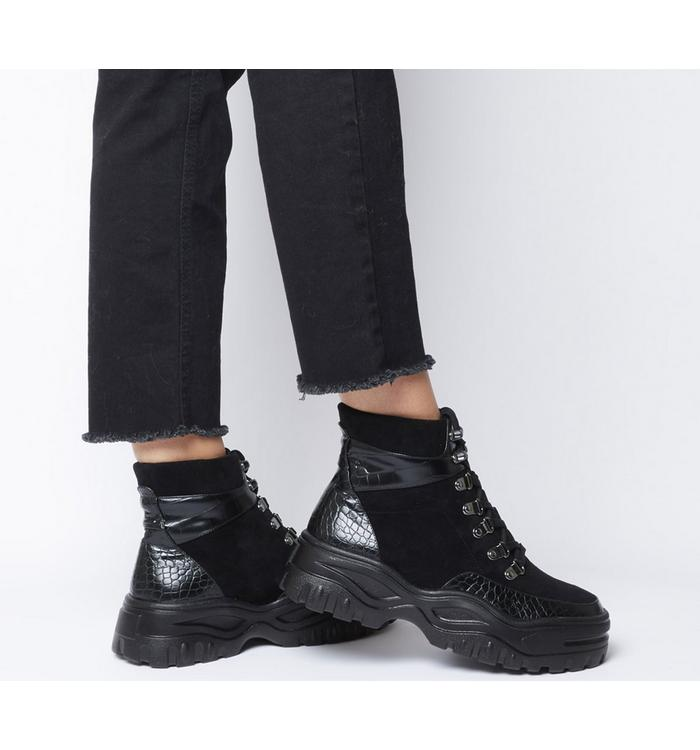 EGO Ego Boden Ankle Boot BLACK