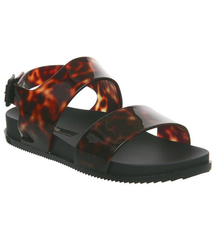 Mel Melissa Cosmic Sandal BLACK TS